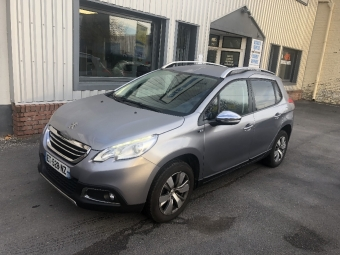 <strong>PEUGEOT 2008</strong><br/>1.6 BlueHDi 100ch Style