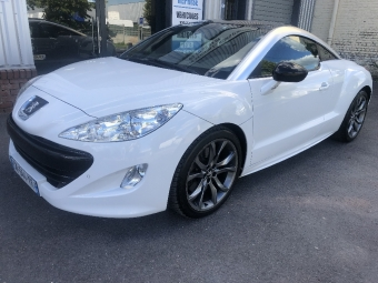 <strong>PEUGEOT RCZ</strong><br/>2.0 HDi FAP 163ch Onyx