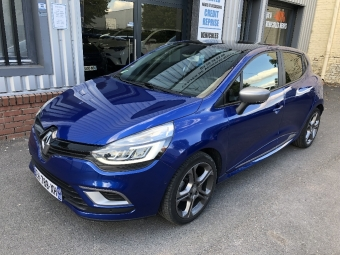 <strong>RENAULT CLIO IV</strong><br/>TCe 90 GT Line