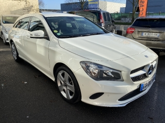 <strong>MERCEDES BENZ CLASSE CLA</strong><br/>Shooting Brake 180 d 7-G DCT Sensation
