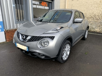 <strong>NISSAN JUKE</strong><br/>1.5 dCi 110 FAP System N-Connecta