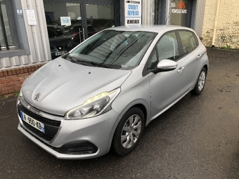 <strong>PEUGEOT 208 BUSINESS</strong><br/>208 1.6 BlueHDi 100ch S&S BVM5 Active Business