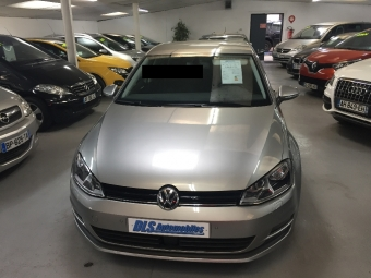 <strong>VOLKSWAGEN GOLF</strong><br/>1.6 TDI 110ch BlueMotion Technology FAP Trendline 5p
