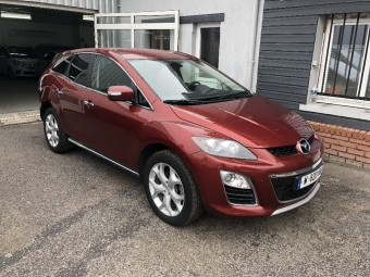 <strong>MAZDA CX-7</strong><br/>2.2 MZR-CD Elegance
