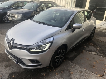 <strong>RENAULT CLIO IV</strong><br/>90  Intens FULL LED