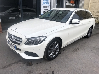 <strong>MERCEDES CLASSE C BREAK</strong><br/>220 7G-Tronic Plus AMG