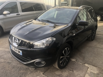 <strong>NISSAN QASHQAI</strong><br/>1.5 dCi 110ch Connect Edition