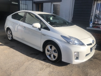 <strong>TOYOTA PRIUS</strong><br/>136h Dynamic