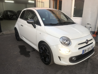 <strong>FIAT 500</strong><br/>1.2 8v 69ch S