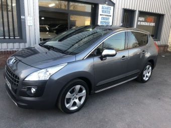 <strong>PEUGEOT 3008</strong><br/>1.6 HDi 112ch FAP  Premium Pack