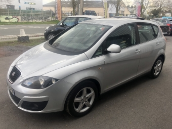 <strong>SEAT ALTEA</strong><br/>1.6 TDI 105 ch FAP CR Stop&Start Réference COPA Ecomotive