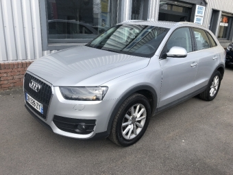 <strong>AUDI Q3</strong><br/>2.0 TDI 140 ch Ambiente