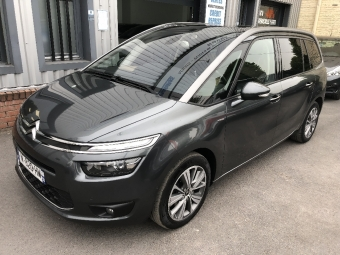 <strong>CITROEN GRAND C4 PICASSO</strong><br/>BlueHDi 150 Exclusive EAT6