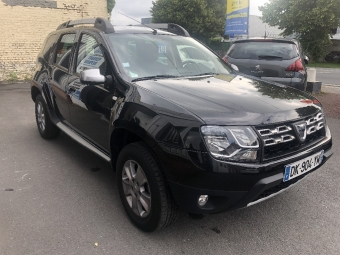 <strong>DACIA DUSTER</strong><br/>1.5 dCi 110 4x4 Prestige