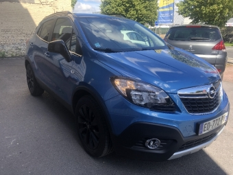 <strong>OPEL MOKKA</strong><br/>X 1.6 CDTI - 136 ch 4x2 Color Edition