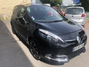 <strong>RENAULT SCENIC</strong><br/>TCe 130 Energy Bose Edition