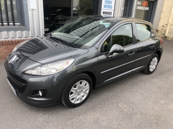 <strong>PEUGEOT 207+</strong><br/> 1.4e 75ch