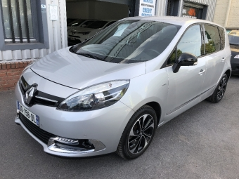 <strong>RENAULT SCENIC </strong><br/>3 dCi 110  Bose Edition