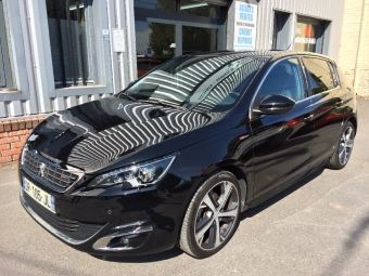 <strong>PEUGEOT 308</strong><br/>1.2 PureTech 130ch  GT Line