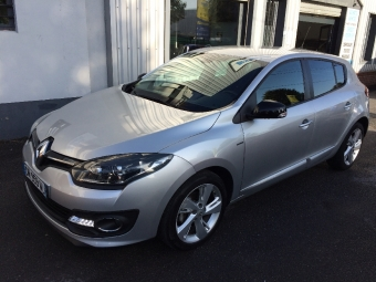 <strong>RENAULT MEGANE </strong><br/> III dCi 110  eco2 Limited