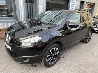 <strong>NISSAN QASHQAI</strong><br/>1.5 dCi 110 Connect Edition
