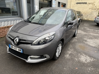 <strong>RENAULT SCENIC</strong><br/>III dCi 110  LIMITED