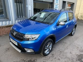 <strong>DACIA SANDERO</strong><br/>TCe 90 Stepway