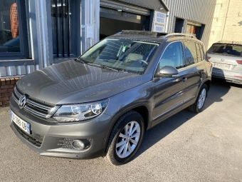 <strong>VOLKSWAGEN TIGUAN</strong><br/>2.0 TDI 140  BlueMotion Carat
