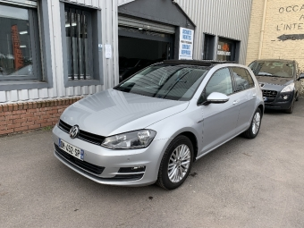 <strong>VOLKSWAGEN GOLF</strong><br/>1.4 TSI 150   DSG7 Cup
