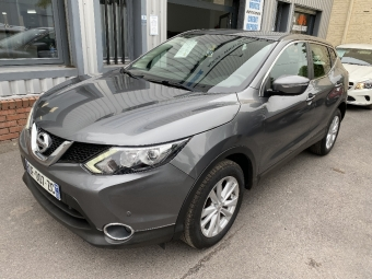 <strong>NISSAN NISSAN</strong><br/>Qashqai 1.5 dCi 110 Stop/Start Acenta