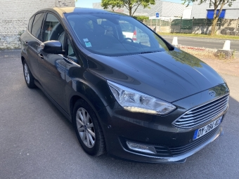 <strong>FORD C-MAX</strong><br/>1.0 EcoBoost 125 S&S Titanium