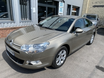 <strong>CITROEN C5</strong><br/>HDi 138 FAP Exclusive