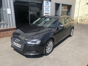 <strong>AUDI A4</strong><br/>Avant 2.0 TDI 143 Ambiente Multitronic