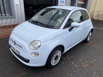 <strong>FIAT 500</strong><br/>1.2 8V 69 ch S&S 500