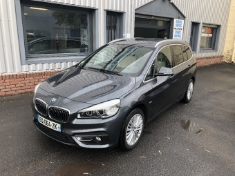 <strong>BMW GRAN TOURER</strong><br/>220d 190 ch Luxury