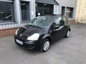 <strong>RENAULT MODUS</strong><br/>1.2 16v 75 eco2  Euro 5
