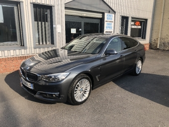<strong>BMW SERIE 3 GRAN TURISMO F34</strong><br/>Gran Turismo 320d 184 ch 131 g Luxury