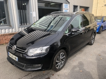<strong>VOLKSWAGEN SHARAN</strong><br/>2.0 TDI 150 BlueMotion Technology Sound