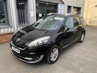 <strong>RENAULT GRAND SCENIC III</strong><br/>Grand Scénic TCe 115 Energy Dynamique 5 pl