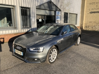 <strong>AUDI A4</strong><br/>2.0 TDI 150 DPF Clean Diesel S line
