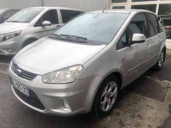 <strong>FORD C-MAX</strong><br/>1.8 TDCi - 115 Titanium